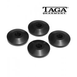 Antywibracyjne podkładki pod kolce TAGA Harmony - zestaw 4 szt.