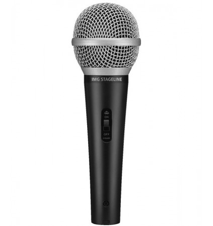 Monacor DM-1100 – Dynamiczny mikrofon wokalowy