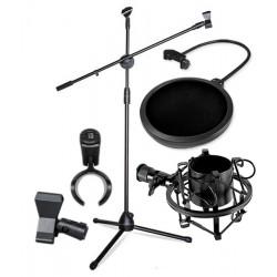 POP filtr mikrofonowy + stojak + kosz antywibracyjny