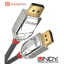 Lindy Cromo Line 36304 - Kabel DisplayPort 1.2 - 5m