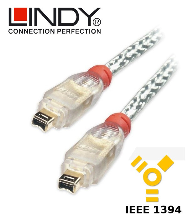 Lindy Kabel FireWire 400 4-4 30888 25 m