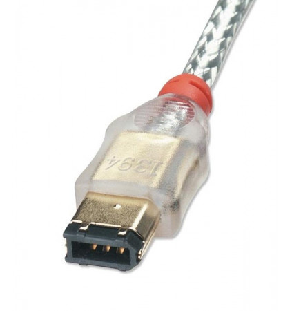 Lindy Kabel FireWire 400 6-6 30860 1 m