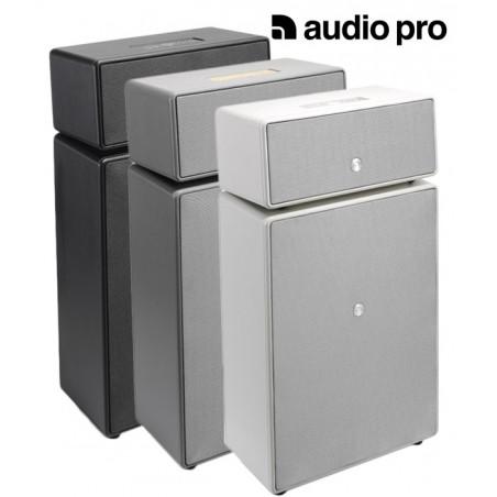 Audio Pro Drumfire – Bezprzewodowy głośnik Bluetooth, Wi-Fi, Multiroom