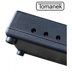 Tomanek Case-1 - Stabilizowany zasilacz 9V DC 1800mA do 8 efektów gitarowych