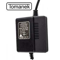 Tomanek TMK1000-9D – Zasilacz 9V do 6 efektów gitarowych