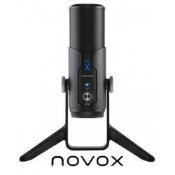 Novox NC-X – Mikrofon pojemnościowy USB