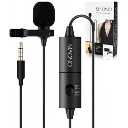 Maono AU-100 – profesjonalny mikrofon krawatowy