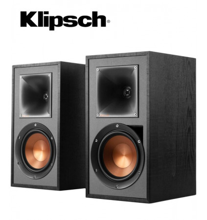 Klipsch Reference Powered R-41PM EU – Aktywne kolumny podstawkowe para