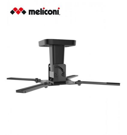 Meliconi Slimstyle Pro 100 – Uniwersalny uchwyt sufitowy do projektorów