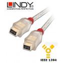 Lindy Kabel FireWire 800 9-9 30755 1 m