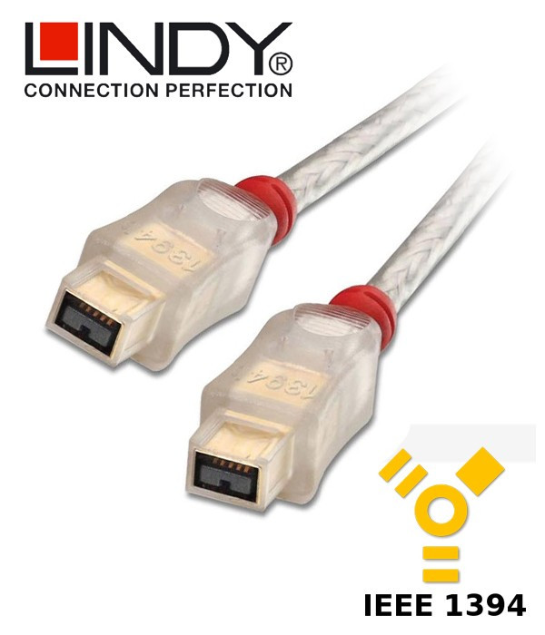 Lindy Kabel FireWire 800 9-9 30756 2 m