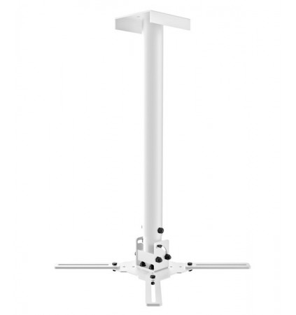 Meliconi Slimstyle 400CE – Uniwesalny uchwyt teleskopowy do TV/projektora
