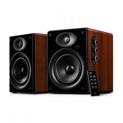 HiVi Swan D1080MKII+ - Zestaw kolumn stereo 2.0 Bluetooth