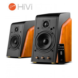 HiVi Swans M200MKIII+ – Zestaw kolumn stereo 2.0 Bluetooth