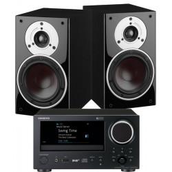 Zestaw stereo 2.0 – Onkyo CR-N775D + Dali Zensor 1