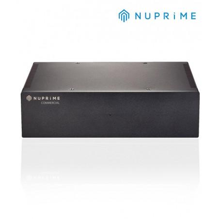 NuPrime STA-6 - końcówka mocy stereo klasy A+D