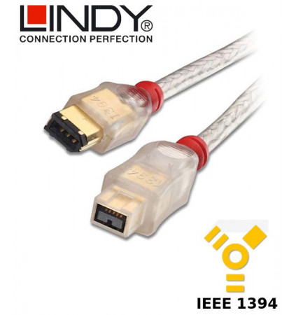 Lindy Kabel FireWire 800 9-6 30766 2 m