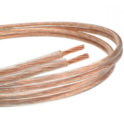 Kabel (przewód) głośnikowy z czystej miedzi 2x 1.5mm2
