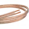 Kabel (przewód) głośnikowy z czystej miedzi 2x 0.75mm2