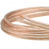 Kabel (przewód) głośnikowy z czystej miedzi 2x 1mm2