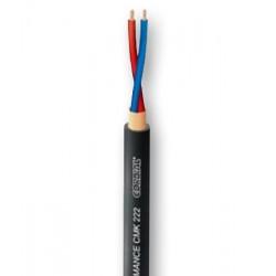 Kabel mikrofonowy symetryczny Cordial CMK 222 0.22mm2