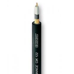 Kabel instrumentalny niesymetryczny Cordial CIK 122 0.22mm2