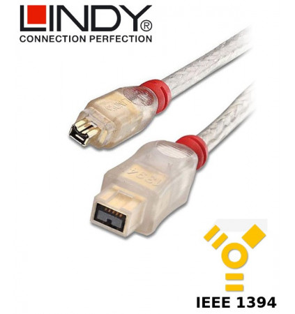 Lindy Kabel FireWire 800 9-4 30787 3 m