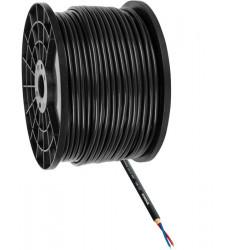 Cordial CMK 222 0.22mm2 - Kabel mikrofonowy szpula 100m
