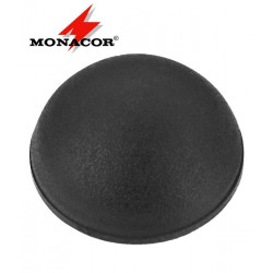 Gumowe nóżki do kolumn (2 sztuki) Monacor HF-50