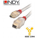 Lindy Kabel FireWire 800 9-4 30791 15 m