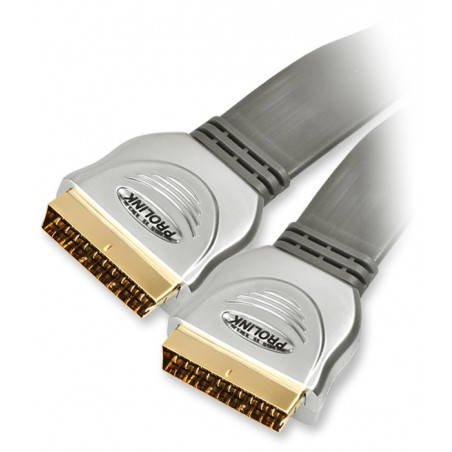 Kabel (Euro) SCART TV Prolink Exclusive TCV 7302 0.6m