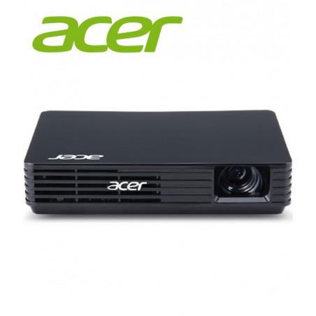 Acer C120 – Miniaturowy projektor multimedialny 854x480