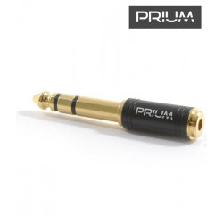 Prium PRJGMJ - adapter mini-jack 3.5mm - Jack 6.3 mm