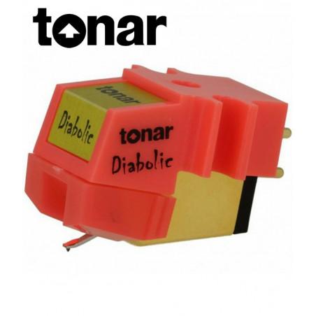 Tonar Diabolic E – Wkładka gramofonowa MM/MI dla DJ