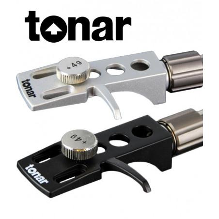 Tonar Headshell DJ W/Weight – Uchwyt do wkładek gramofonowych 4g