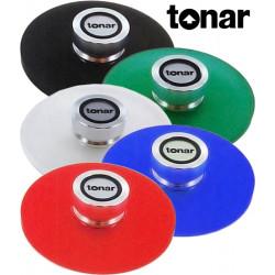 Docisk do talerza gramofonu marki Tonar