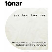 """Wewnętrzne koperty do płyt 10"""" marki Tonar (5315) – 50 sztuk"""