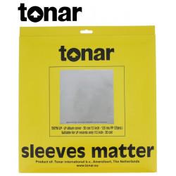 """Zewnętrzne koperty do płyt LP 12"""" marki Tonar (5979) - 25 sztuk"""
