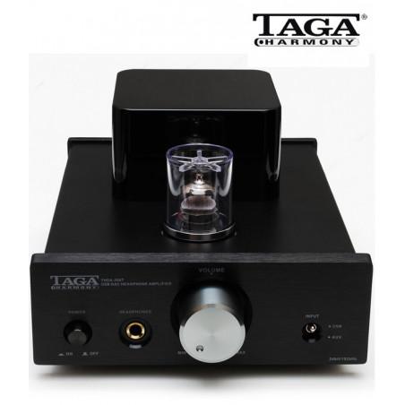 Taga Harmony THDA-500T v.2 – Hybrydowy wzmacniacz słuchawkowy