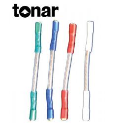 Komplet przewodów do wkładek marki Tonar – 4 sztuki