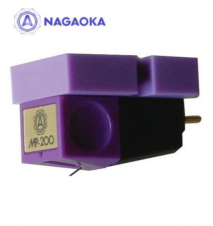 Nagaoka MP-200 – Wkładka gramofonowa typu MM
