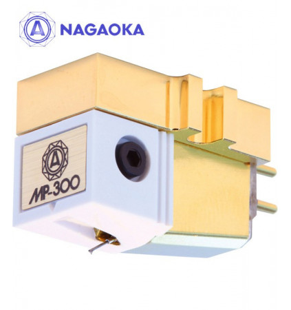Nagaoka MP-300 – Wkładka gramofonowa typu MM