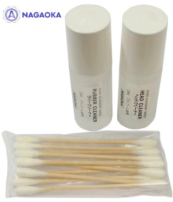 Nagaoka AM-804 – Płyn do głowic i wałków magnetofonowych