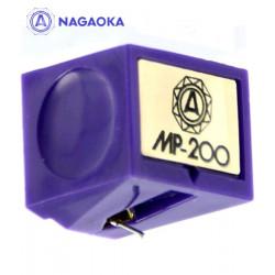 Nagaoka 6825 JN-P200 – Wymienna igła gramofonowa do wkładki MP-200