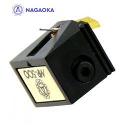 Nagaoka 6829 JN-P500 – Wymienna igła gramofonowa do wkładki MP-500