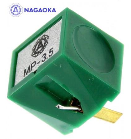 Nagaoka 78 RPM 3.5 – Wymienna igła do płyt szelakowych 78 obr.