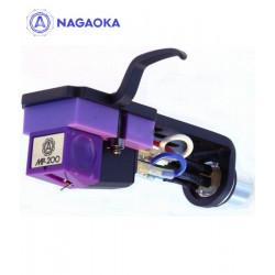 Nagaoka MP-200H – Headshell z wkładką gramofonową MM