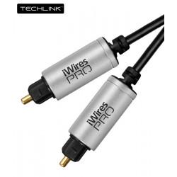 Techlink iWires Pro 711213 – Kabel optyczny Toslink 3m