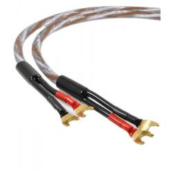 Melodika Brown Sugar BSSC3315s – Kabel głośnikowy konfekcja 2x3,3mm2 - 1,5m