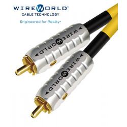 Wireworld Chroma 7 – Kabel coaxial (RCA-RCA) – 0,5m